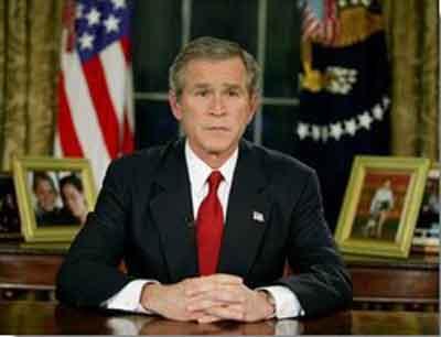 George as we know him