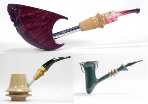 Elie's pipes