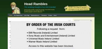Head Rambles censored