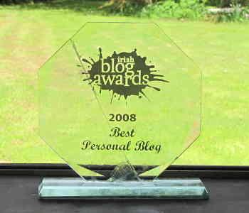 Fixed Blog Award