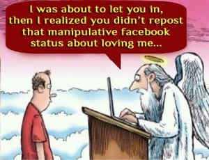 od uses Facebook