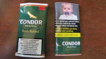 Condor packs