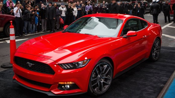 The New Ford Mustang >> Take A Peek At The Brand New Ford Mustang Heads Up By Boys Life