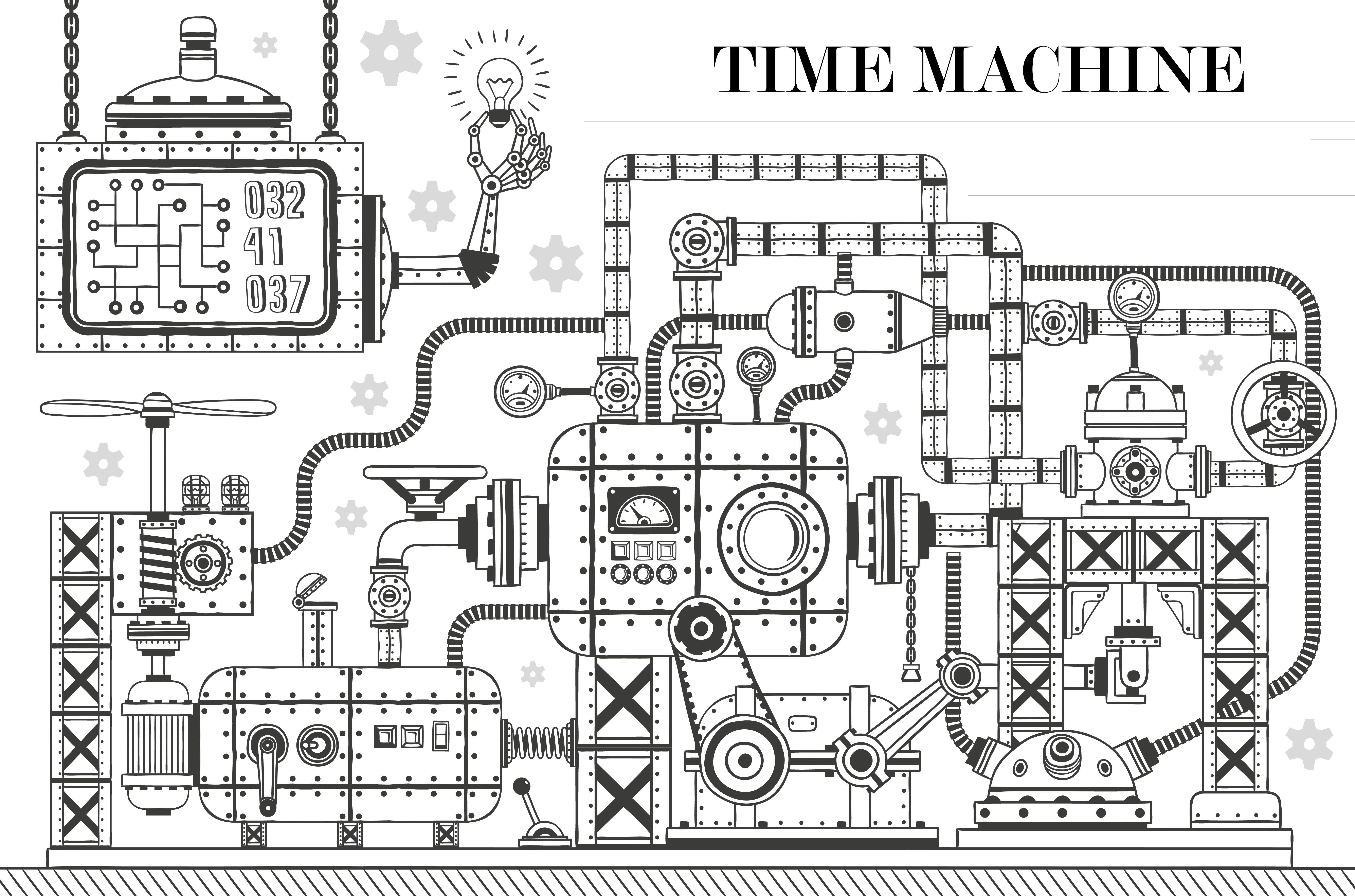 Where Would You Go If You Had A Time Machine