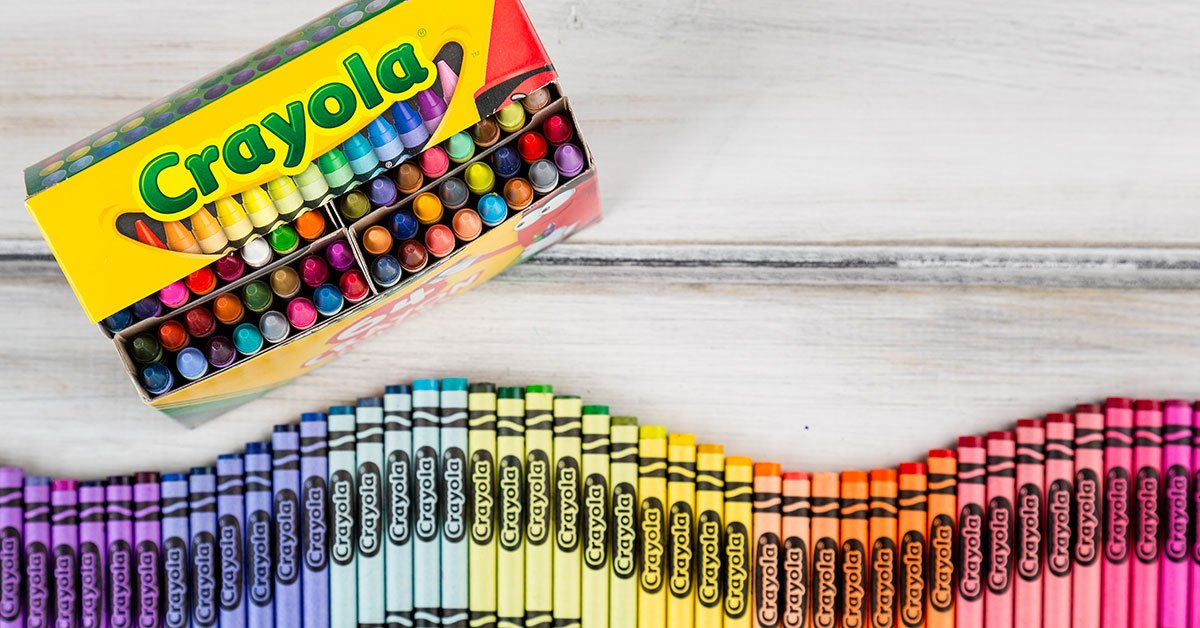 Crayola Says Goodbye To One Of Its Classic Crayons - Heads Up by ...