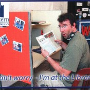Age 32 - UWO Library Promotional Postcard