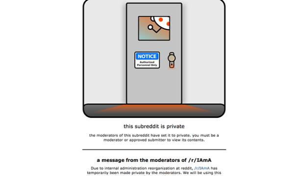 Reddit Revolt