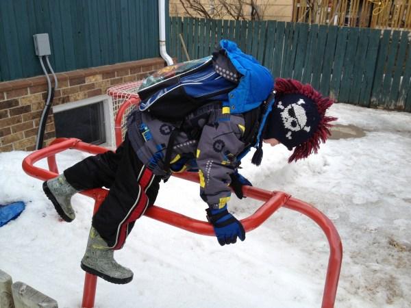 Parkour Hockey