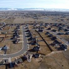 Subdivision sprawl in Montana