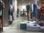 Cotton World, in Bandra. Got a very nice shirt and shorts for the trip here