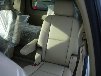 2007 - 2014 Chevy Tahoe Middle Row Bucket Seat Covers