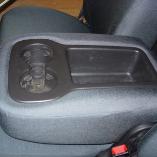 2007 - 2014 Chevy/GMC 40/20/40 2 Drink Console No Lid Seat Covers