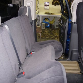 2004 - 2009 Dodge 40/60 Seat Covers