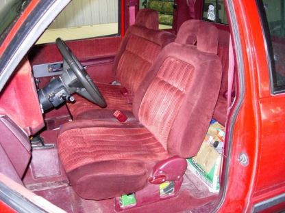 1992 - 1994 Chevy/GMC 40/60 Seat Covers