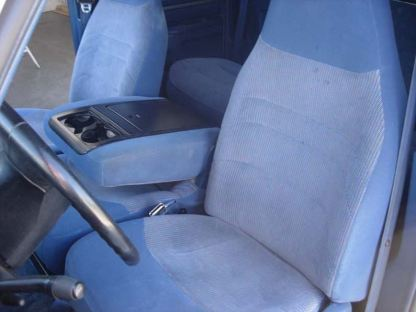 1994 - 1998 Ford F-150 40/20/40 with Opening Console Seat Covers