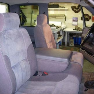 1994 - 1998 Dodge SLT 40/20/40 with Opening Console Seat Covers