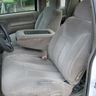 1995 - 2000 Chevy/GMC 60/40 with Opening Console Seat Covers
