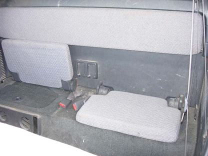 1995 - 2000 Tacoma Access Cab Rear Seat Covers