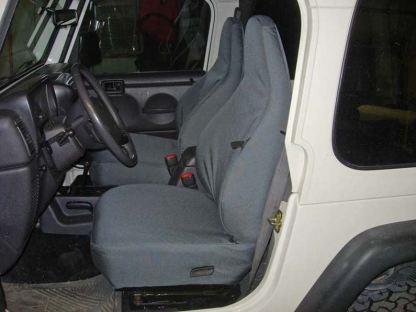 1997 - 2002 Jeep Wrangler Bucket Seat Covers
