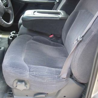 1999 - 2002 Chevy/GMC 40/20/40 Opening Console Seat Covers