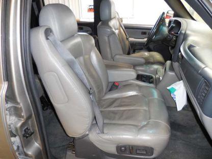 2000 - 2002 GMC Yukon Bucket Seat Covers