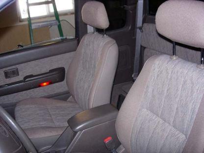 2001 - 2004 Tacoma Bucket Seat Covers