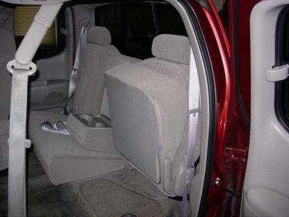 2000 - 2004 Tundra Access Cab Rear 40/60 Seat Covers
