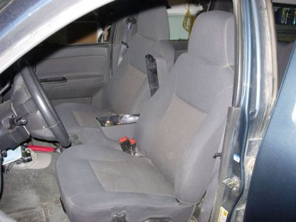 2004 - 2012 Chevy Colorado 60/40 with Opening Console Seat Covers