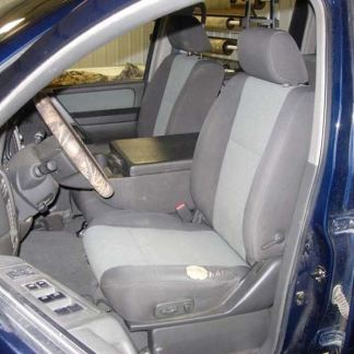 2004 - 2015 Nissan Titan 40/20/40 with Opening Console Seat Covers