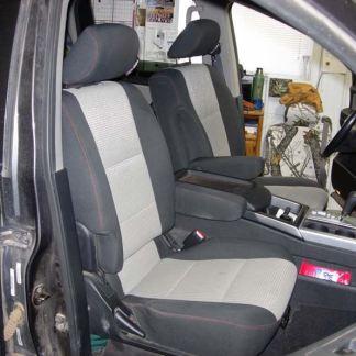 2004 - 2015 Nissan Titan Bucket Seat Covers