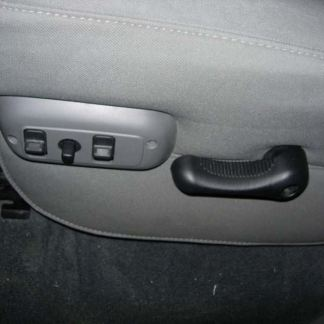 2005 - 2009 Dodge Bucket Seats with Upholstered Flap Seat Covers