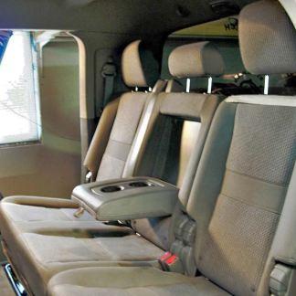 2005 - 2009 Dodge Mega Cab Rear 40/60 Seat Covers