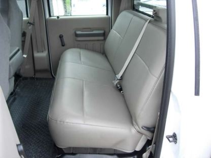 1999 - 2010 Ford F-250-550 Super Crew XL Bench Seat Covers