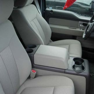 2009 - 2010 Ford F-150 Buckets with Steering Column Shifter Seat Covers
