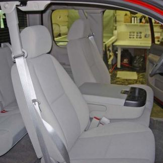 2007 - 2014 Chevy/GMC 40/20/40 with Opening Consoles Seat Covers
