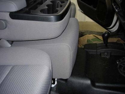 2014 - 2019 Chevy/GMC 40/20/40 with Non-Opening Middle Bottom Seat Covers