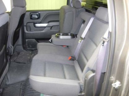 2014 - 2019 Chevy/GMC Crew Cab Rear 60/40 Seat Covers