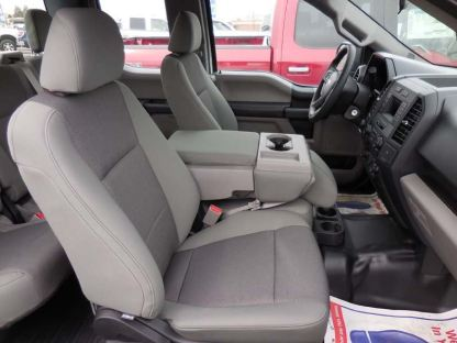 2015 - 2020 Ford F-150 XL & STX 40/20/40 Non-Opening Console Seat Covers
