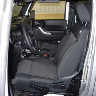 2007 - 2010 Jeep Wrangler Bucket Seat Covers