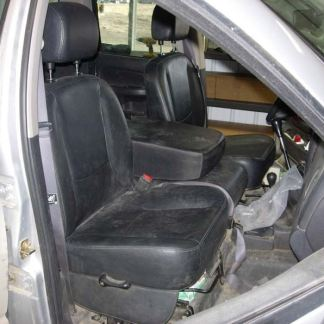2002 - 2005 Dodge 40/20/40 with Non-Opening Armrest Seat Covers
