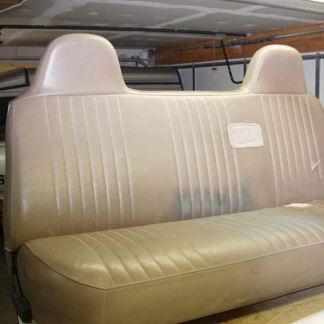 1995 - 1998 Ford F-250-550 Bench with Integral Headrests Seat Covers