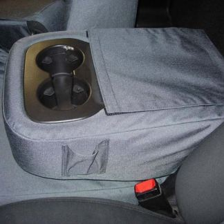 2007 - 2014 Chevy/GMC 40/20/40 2 Drink Console with Lid Cover Seat Covers