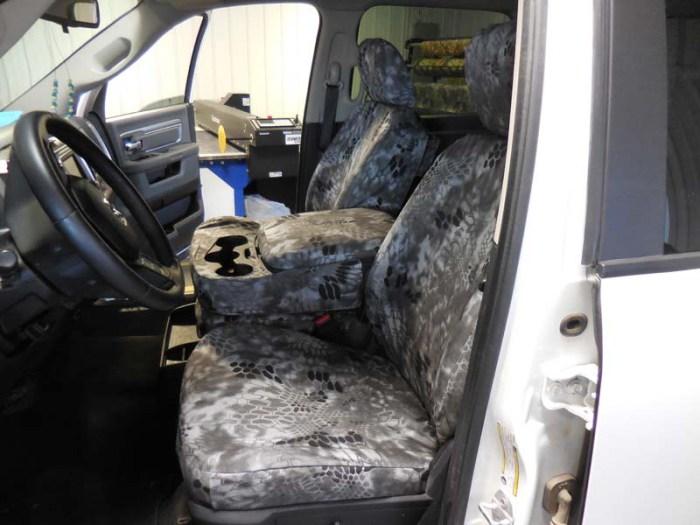 2013-17 Dodge 40-20-40 OC with 12- Kryptek Raid™