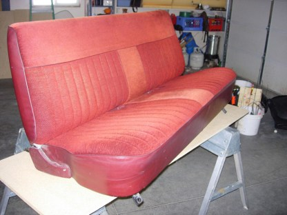 1981 - 1991 Chevy Suburban Bench Seat Covers