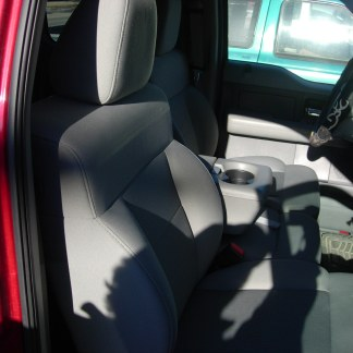 2004 - 2008 Ford F-150 Super Crew 40/20/40 with Opening Console Seat Covers