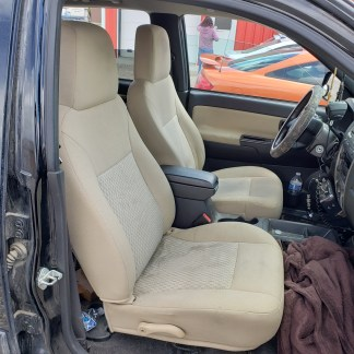 2004 - 2012 Chevy Colorado Buckets with Integral Headrests Seat Covers