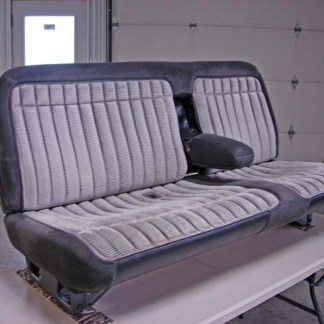 1988 - 1991 Chevy/GMC Bench with Armrest Seat Covers