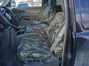 1999-2002 Chevy/GMC Buckets