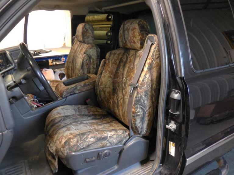 2003-2007 Chevy/GMC Buckets