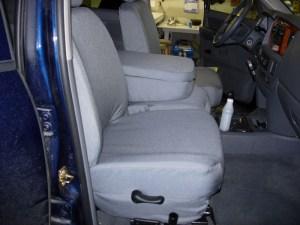 2005-2009 Dodge 40/20/40